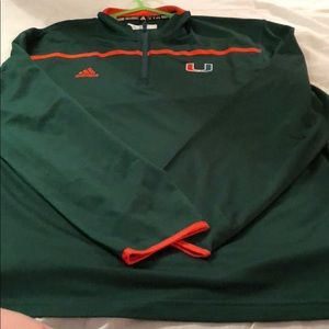 University of Miami Jacket